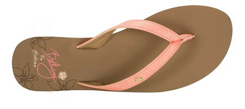Womens Cobian Hanalei Sandals Shoe - Coral 6
