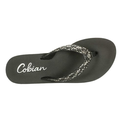 Womens Cobian Kezi Sandals Shoe - Black 8