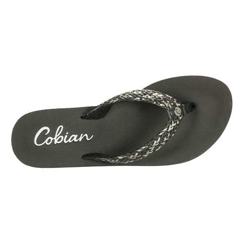 Womens Cobian Kezi Sandals Shoe - Black 9