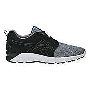 Mens ASICS Torrance Casual Shoe - Grey/Black 11.5