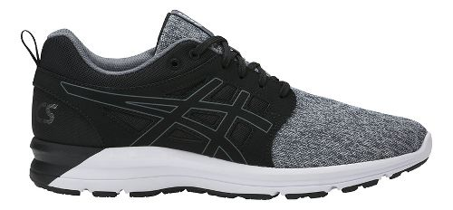 Mens ASICS Torrance Casual Shoe - Grey/Black 10.5