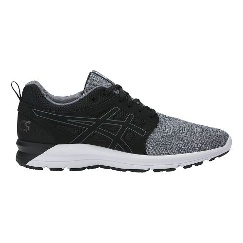 Mens ASICS Torrance Casual Shoe - Grey/Black 12.5