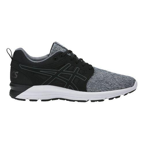 Mens ASICS Torrance Casual Shoe - Grey/Black 8.5