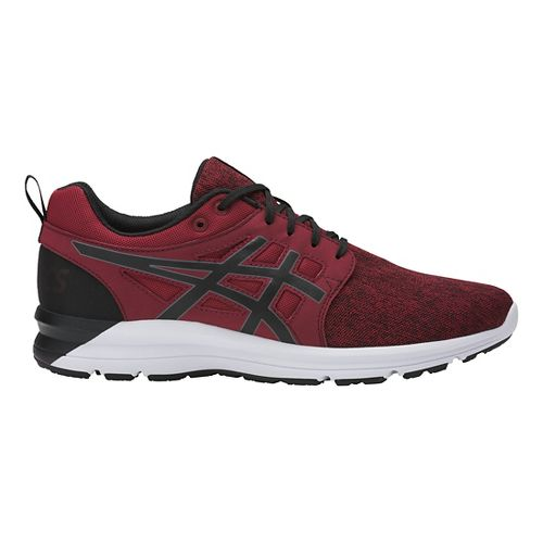 Mens ASICS Torrance Casual Shoe - Wine/Black 13