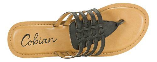 Womens Cobian La Paz Sandals Shoe - Black 6
