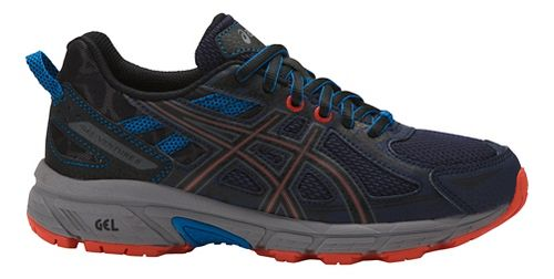 ASICS GEL-Venture 6 Running Shoe - Indigo/Black 1Y