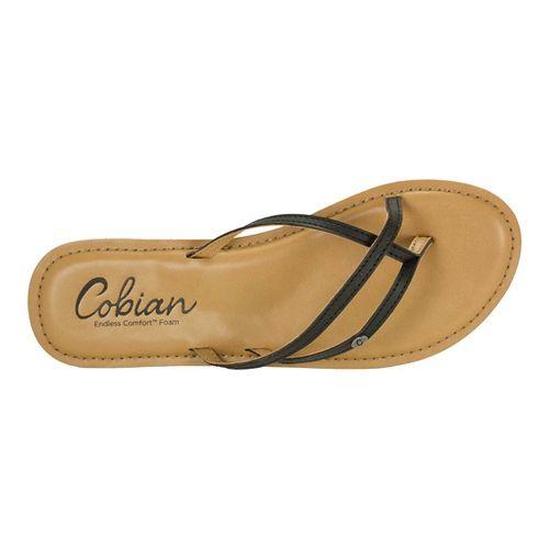 Womens Cobian Lucia Sandals Shoe - Black 6