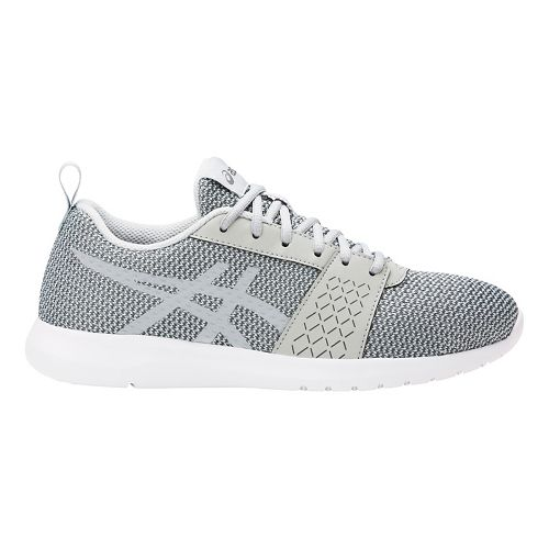 ASICS Kanmei Casual Shoe - Grey/Carbon 6.5Y