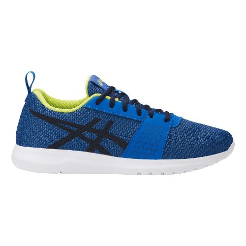 ASICS Kanmei Casual Shoe - Blue/Navy 7Y