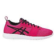 ASICS Kanmei Casual Shoe - Pink/Black 6Y