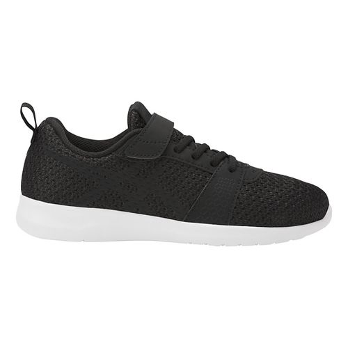 ASICS Kanmei Casual Shoe - Black/Black 2Y
