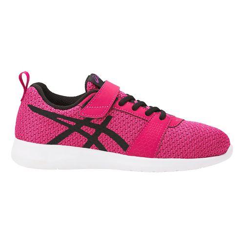 ASICS Kanmei Casual Shoe - Pink/Black 1Y