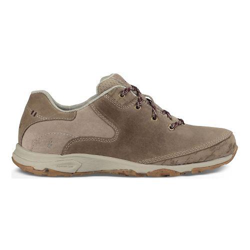 Womens Ahnu Sugar Venture Lace Walking Shoe - Smoked Timber 6.5