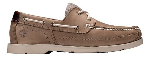Mens Timberland Piper Cove Casual Shoe - Light brown nubuck 9