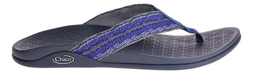 Mens Chaco Waypoint Cloud Sandals Shoe - Unwoven Blue 7