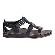 Womens Chaco Aubrey Sandals Shoe - Black 9