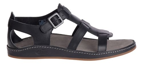 Womens Chaco Aubrey Sandals Shoe - Black 10