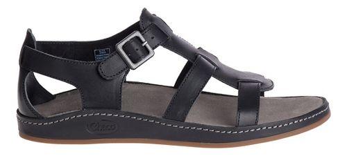 Womens Chaco Aubrey Sandals Shoe - Black 8