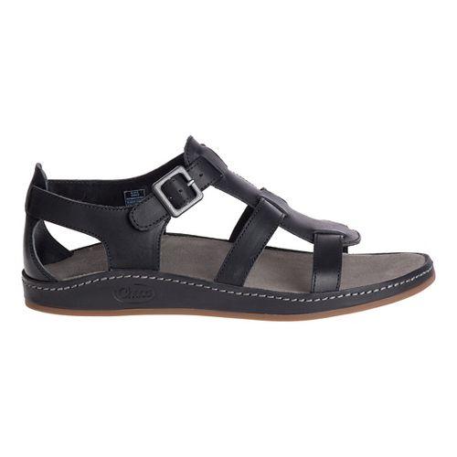 Womens Chaco Aubrey Sandals Shoe - Black 12