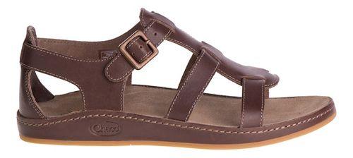 Womens Chaco Aubrey Sandals Shoe - Pinecone 5