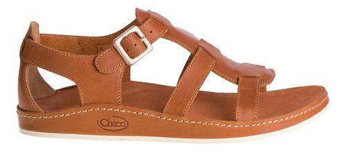 Womens Chaco Aubrey Sandals Shoe - Adobe 6
