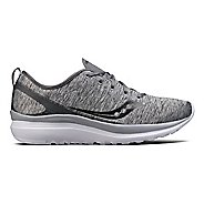 Womens Saucony Swivel Casual Shoe - Grey Heather 12