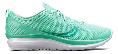 Womens Saucony Swivel Casual Shoe - Mint 7.5