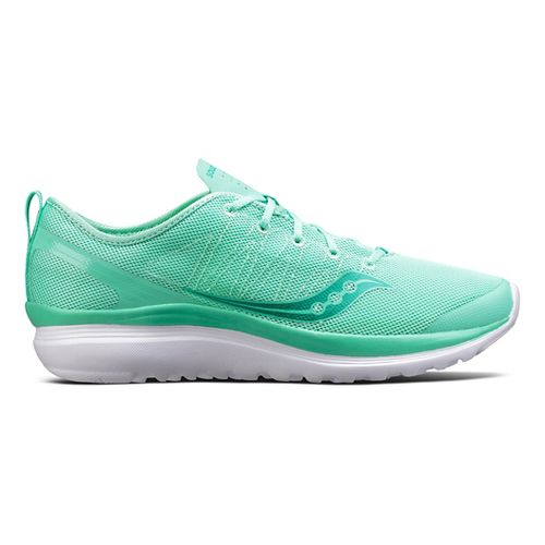 Womens Saucony Swivel Casual Shoe - Mint 11