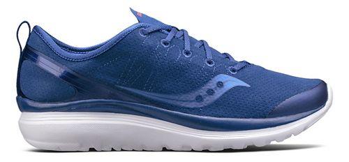 Womens Saucony Swivel Casual Shoe - Blue 5