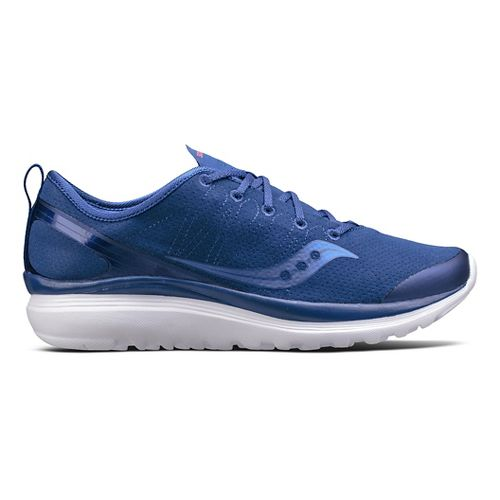 Womens Saucony Swivel Casual Shoe - Blue 7