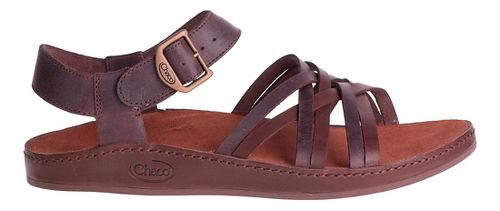 Womens Chaco Fallon Sandals Shoe - Java 11