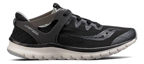 Womens Saucony Liteform Prowess Casual Shoe - Black 9.5