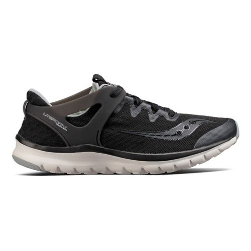 Womens Saucony Liteform Prowess Casual Shoe - Black 10