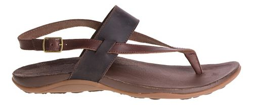 Womens Chaco Maya Sandals Shoe - Java 7