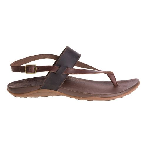 Womens Chaco Maya Sandals Shoe - Java 7