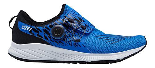 Mens New Balance Sonic v1 Running Shoe - Blue/Black 12