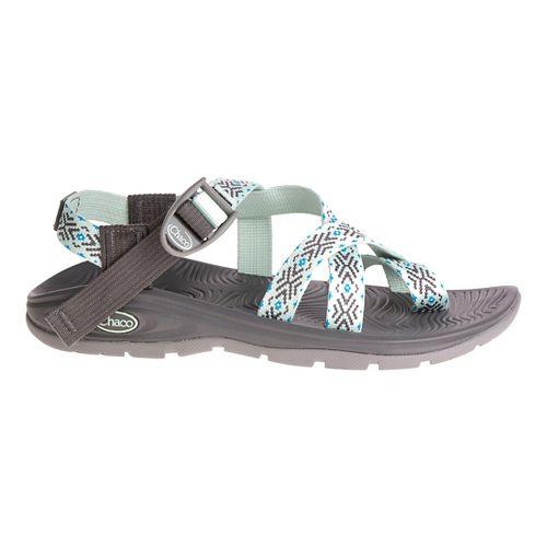 Womens Chaco Z/Volv 2 Sandals Shoe - Zulu Aqua 10