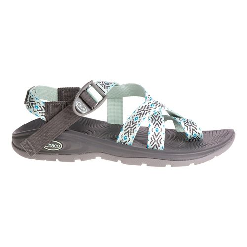 Womens Chaco Z/Volv 2 Sandals Shoe - Zulu Aqua 5