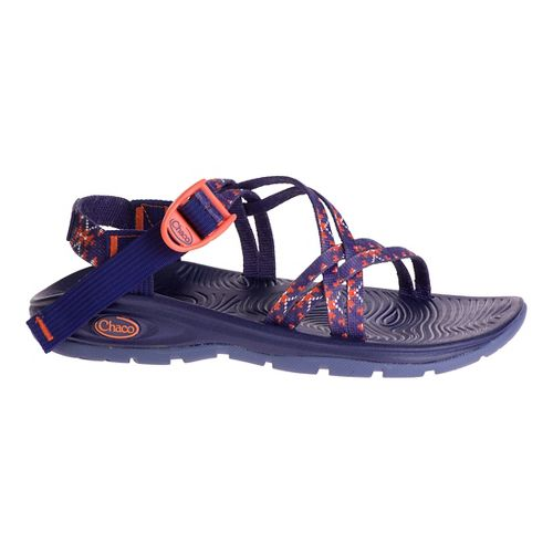 Womens Chaco Z/ Volv X Sandals Shoe - Manta Blues 7