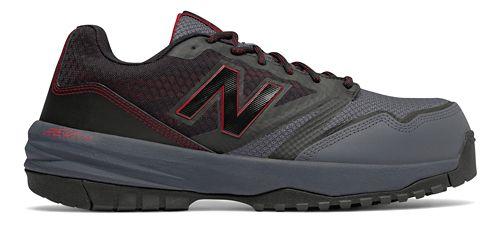 Mens New Balance 589v1 Casual Shoe - Black/Red 11