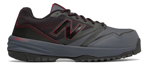 Mens New Balance 589v1 Casual Shoe - Black/Red 11.5