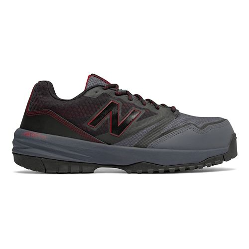Mens New Balance 589v1 Casual Shoe - Black/Red 11.5
