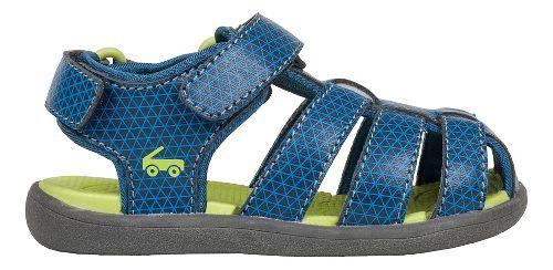See Kai Run Cyrus Sandals Shoe - Navy 4.5C