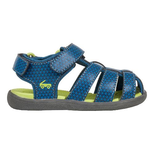 See Kai Run Cyrus Sandals Shoe - Navy 6.5C
