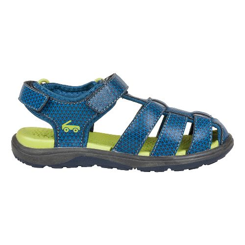 See Kai Run Cyrus Sandals Shoe - Navy 12C
