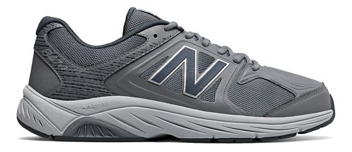 Mens New Balance 847v3 Walking Shoe - Black/Black 13