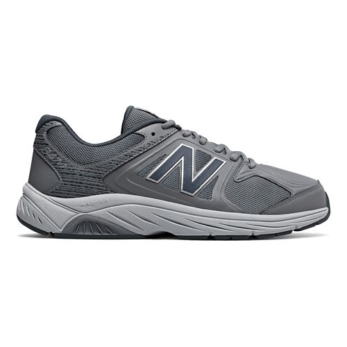 Mens New Balance 847v3 Walking Shoe - Grey 11
