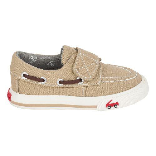 See Kai Run Elias Casual Shoe - Khaki 12C