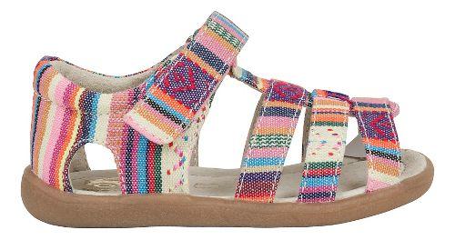 See Kai Run Fe Sandals Shoe - Multi Stripe 6.5C