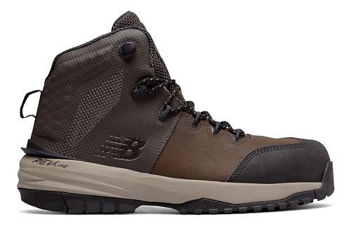Mens New Balance 989v1 Walking Shoe - Brown/Brown 12
